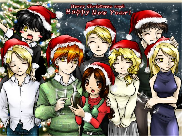 http://tsuki-books.cowblog.fr/images/Twilight/BD/TheCullensHappyHolidaysbyRobbuz.png